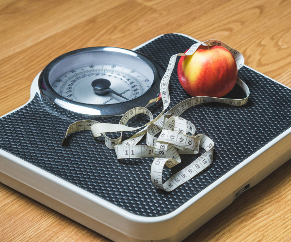 Balance pour calculer le poids